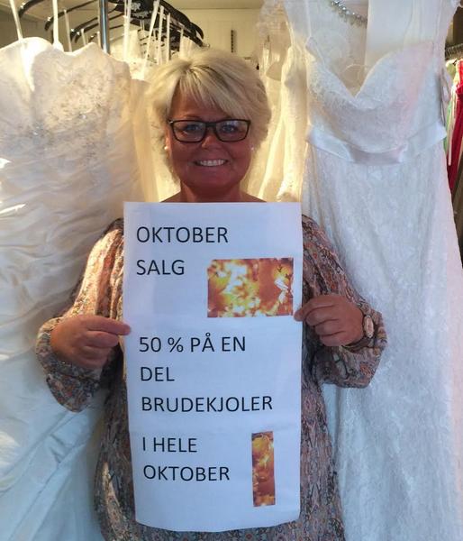 Brudekjoler sarpsborg